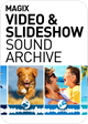 MAGIX Video & Slideshow Sound Archive 8