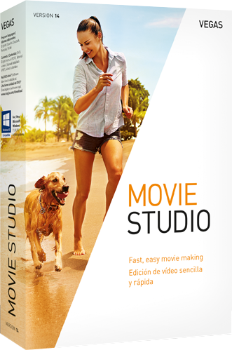 Movie Studio 14 Platinum