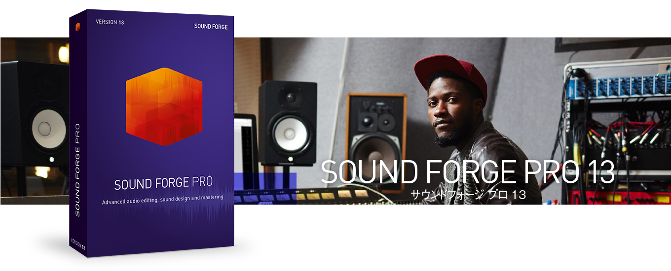 Sound Forge Pro 12+13